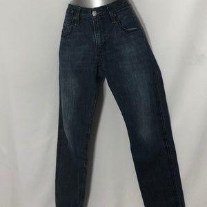 Levi's 511 classic 5 pocket blue jeans 29 x 30